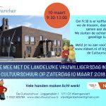 a.s. zaterdag : NL-Doet