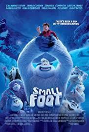 Filmhuis, 26 januari  Smallfoot @ Filmhuis
