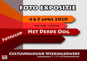 Expositie fotoclub Het Derde Oog @ theaterzaal