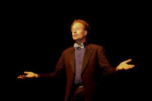 20 december Arie Vuyk Oudejaarsconference @ Theaterzaal