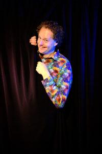 29 augustus Arie Vuyk Cabaret HAMSTEREN!! @ theaterzaal